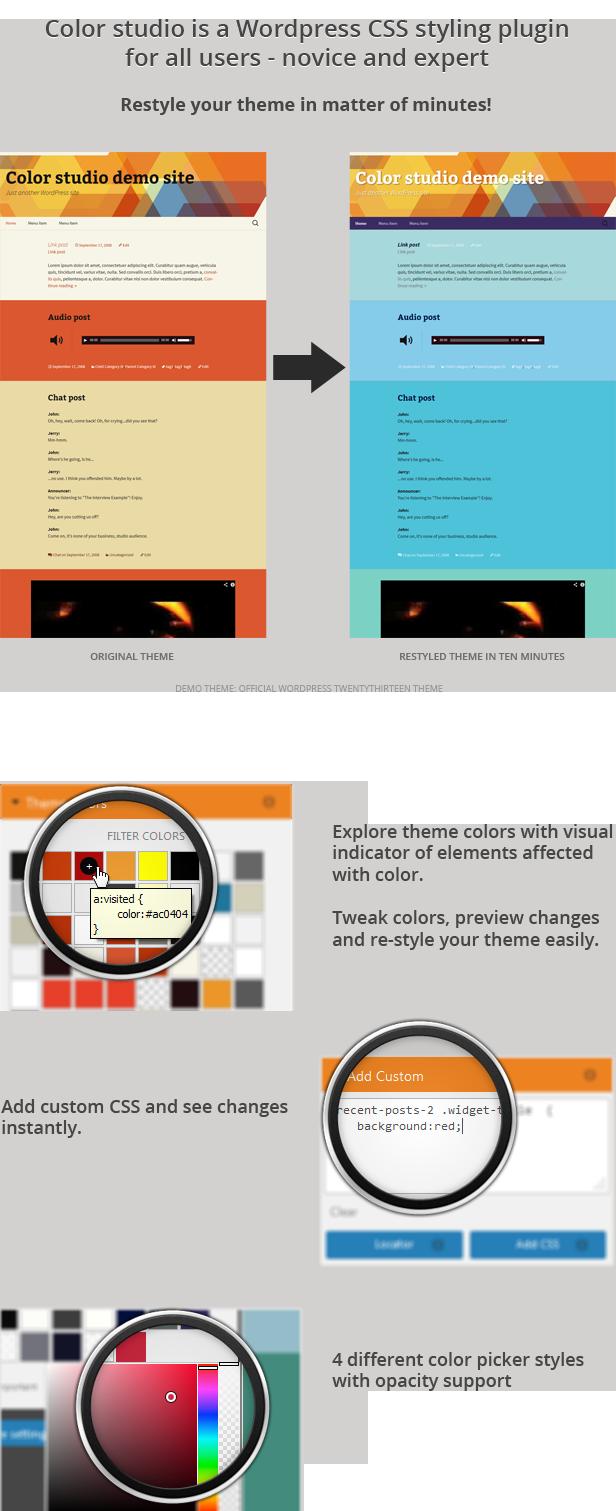 WordPress için renk stüdyo - 7